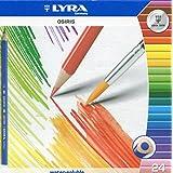 Lyra 2531240 - Lápices, 24 unidades