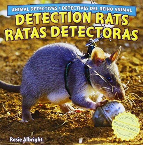 Detection Rats / Ratas Detectoras (Animal Detectives / Detectives Del Reino Animal) por Rosie Albright