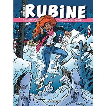 Intégrale Rubine - tome 3 - Intégrale Rubine 3