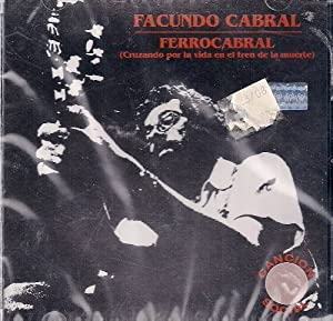 Facundo Cabral -  Facundo Cabral - Ferrocabral