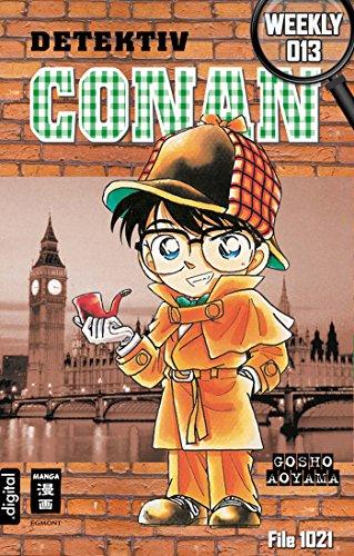 Detektiv Conan Weekly 013: File 1021