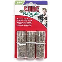 Kong Refillables Premium Catnip Tubes (Pack of 3)