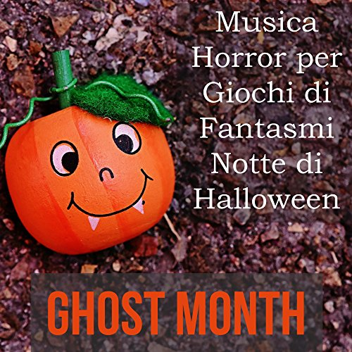 ry Music for Halloween Parties) (Fantasmi Di Halloween)