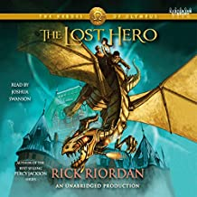 The Heroes of Olympus, Book One: The Lost Hero: