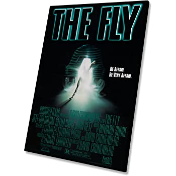 The Fly Film Movie Poster CANVAS WALL ART Print 20 x 30 inch