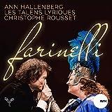 Farinelli : a portrait, live in Bergen / Ann Hallenberg | Broschi, Riccardo