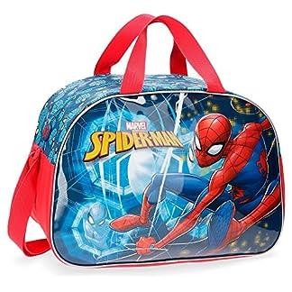 61Hu7fDu0dL. SS324  - Equipaje Spiderman