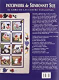 Image de Patchwork de Sunbonnet Sue : el libro de las cuatro estaciones