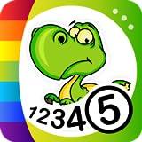 Colorear por números - Dino