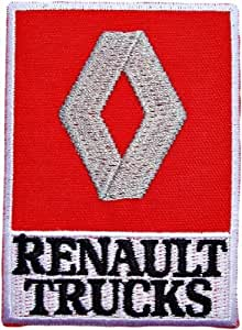 Ecusson brode patch RENAULT Trucks Logo Cars Magnum Clothing Embroidered Iron or Sew on Patch by wonderfullmoon