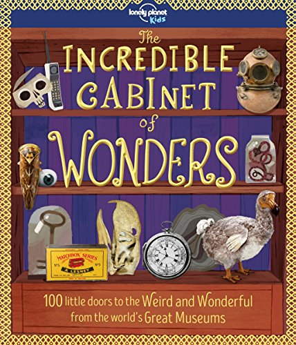 Descargar Libro The incredible cabinet of wonders de Lonely Planet