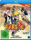 Naruto - Staffel 2: Die Chunin-Auswahlprüfungen (Uncut) [Blu-ray]
