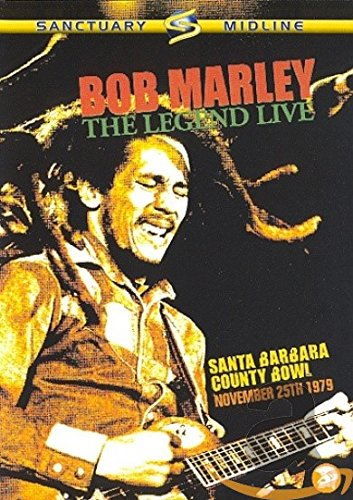 Bob Marley - The Legend Live Santa Barbara Bowl