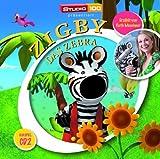 Zigby das Zebra - Hörspiel-CD 2 (Ein Hörbuch für Kinder ab 3 Jahren) [Audio-CD - 49 min. / Audiobook]