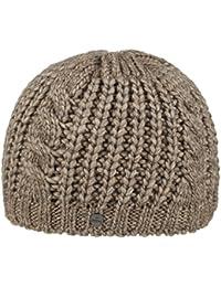 Lierys Longby Beanie Strickmütze Skimütze für Damen und Herren und Kinder Damenmütze Beanie Wintermütze mit Futter, mit Futter, mit Futter Herbst Winter