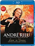 Andre Rieu - Love In Venice [USA] [Blu-ray]