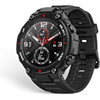 Huami Amazfit T-Rex Smart Watch with 20 Days Battery Life, AMOLED Display, Built-in GPS, 12 Military Certifications…