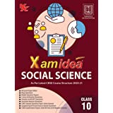 Xam Idea Social Science - Class 10- CBSE - Examination 2020-2021
