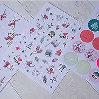 Sticker Magical Christmas