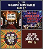 #10: ALL TIME GREATEST Compilation Pack-17 ( Biggest International Hits, Original Songs, Set Of 3 MP3s With 140 + Tracks)