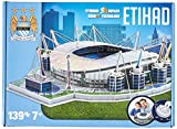 Dispersa Manchester City Etihad Stadium - Puzzle, multicolor