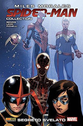 scaricare ebook gratis Miles Morales. Spider-Man collection: 11 PDF Epub