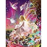 AnySell Butterfly Fairy 5D Diamant Gemälde Stickerei DIY Naht Home Decor