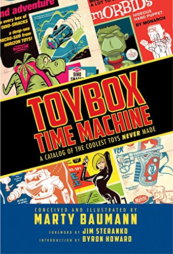 A Catalog of the Coolest Toys Never Made (Adult Movie Catalog)