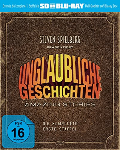 Staffel 1 [SD on Blu-ray]