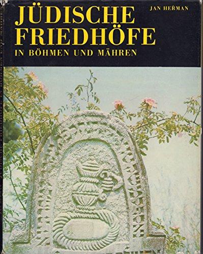 Jüdische Friedhöfe in Böhmen und Mähren.