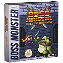 Boss Monster: Tools of Hero Kind Boxed Card Game Expansion by Publisher Services Inc (PSI)