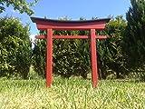 Asia Art Factory AAF Nommel®, Torii 021 Japanstyle für Haus und Garten Holzbogen Torbogen Tor