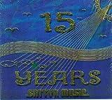 15 Years - Sattva Music - Ethno-Word-Hightime-Music [Audio-CD, SMA 015CD, New Age, 78 min., original-versiegelt]