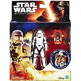 HASbRO Hasbro Star Wars Armour Up Figur First Order Flametrooper b3894