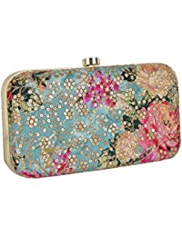 PARIZAAT BY SHADAB KHAN Women's Clutch …