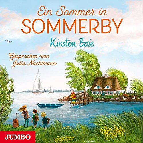 Buchseite und Rezensionen zu 'Ein Sommer in Sommerby' von Kirsten Boie