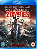 Pride & Prejudice & Zombies [Blu-ray] [2018]