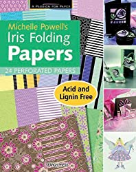 Michelle Powell's Iris Folding Papers (Sabores Siglo XXI)