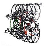 Monkey Bars Bike Storage Rack, Stores 6 Bikes by Monkey Bars
