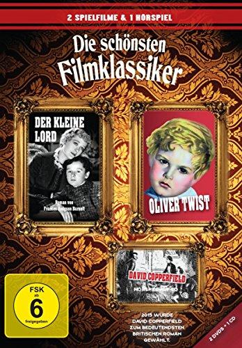 Die schönsten Filmklassiker (+Hörspiel-CD) [2 DVDs]