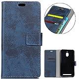 KM-WEN® Case for BlackBerry Aurora (5.5 Inch) Book Style