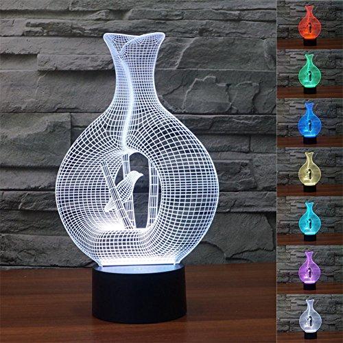 creative-cage-bird-luz-de-noche-3d-fzai-amazing-illusion-optico-7-colores-ninos-diseno-de-dormitorio