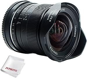 7artisans 12mm F2 8 Aps C Manuelle Objektiv Für Fuji X Kamera