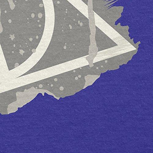 NERDO - Harry's Sign Splash - Damen T-Shirt Marine
