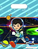 Unique Party Miles from Tomorrowland Sacs de fête, Lot de 6