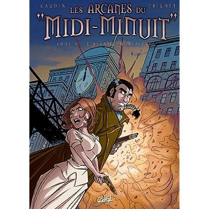 Les arcanes du Midi-Minuit Tome 9 : L'affaire mentaliste