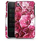 DeinDesign Apple iPhone 3Gs Coque Étui Housse Cristal Rose