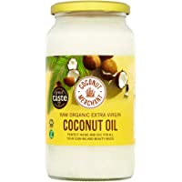 Coconut Merchant Organic Coconut Oil 1L | Extra Virgin, Raw, Cold Pressed, Unrefined | Ethically Sourced, Vegan…