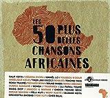 Les 50 Plus Belles Chansons Africaines (Coffret 3 CD)...