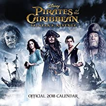 Pirates of the Caribbean 5: Salazar's Revenge Official 2018